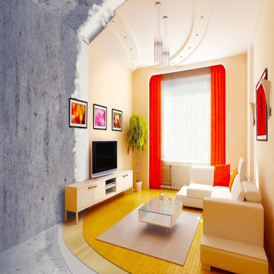 Скидка 10% на ремонт квартир