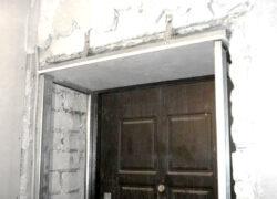 Монтаж оконных/дверных откосов