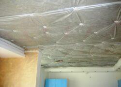 Утепление/шумоизоляция потолка