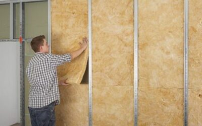 Утепление/шумоизоляция стен
